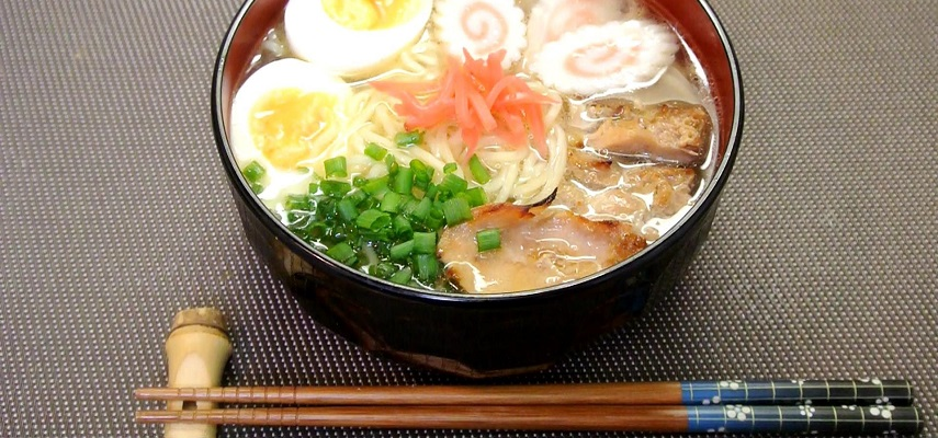 How to Transform Ramen into a Gourmet Meal