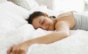 Sleep Well to Eat Well