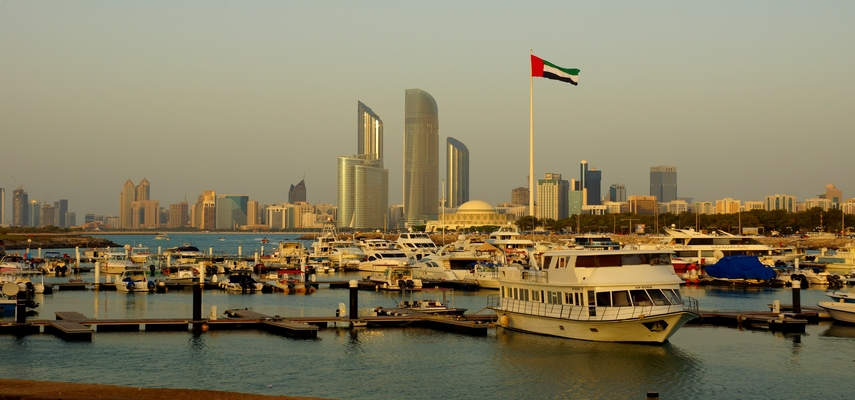 6 Facts about Abu Dhabi, UAE