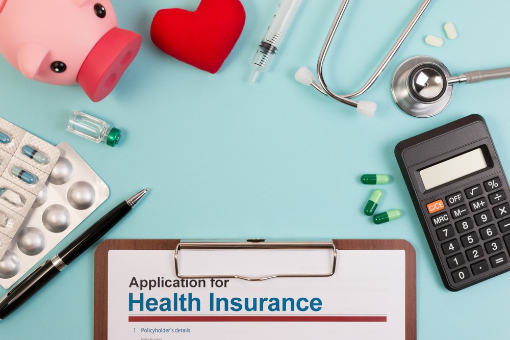 Application for Health Insurance