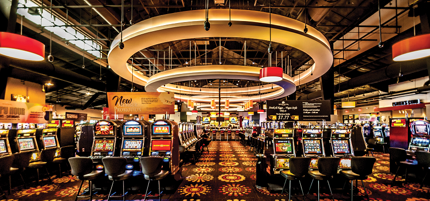 Biggest Casino States in the U.S.