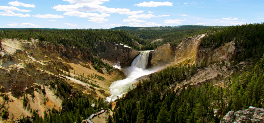 5 Facts about Yellowstone National Park