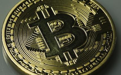 one Bitcoin