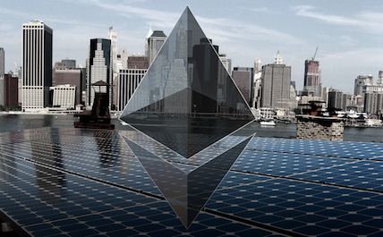 Ethereum corporations