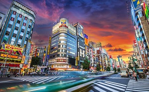 5 Facts about Tokyo