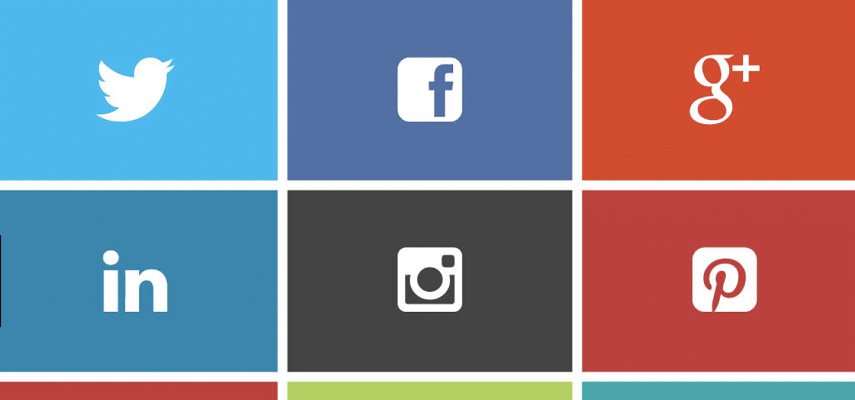 Social Media Colors and Fonts Cheat Sheet 2019