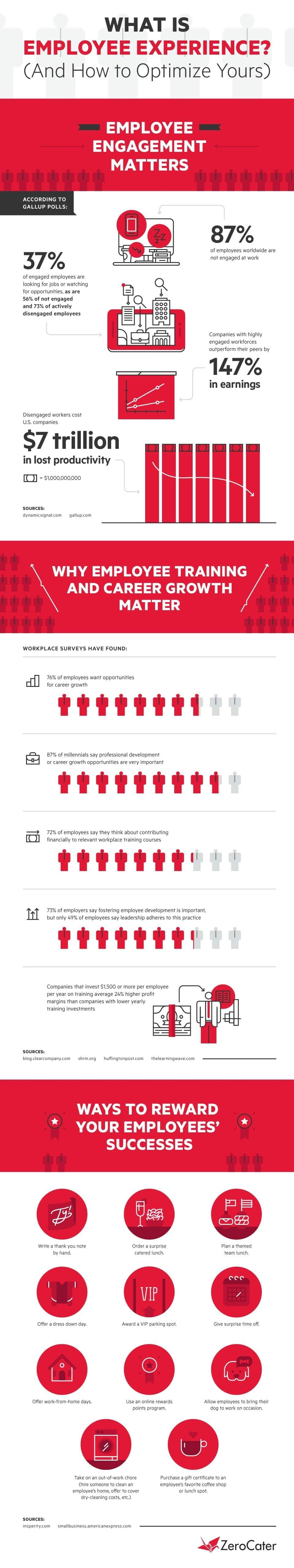 Employee Experience info