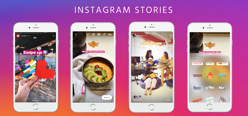 How Businesses Use Instagram Stories: 30 Case Studies