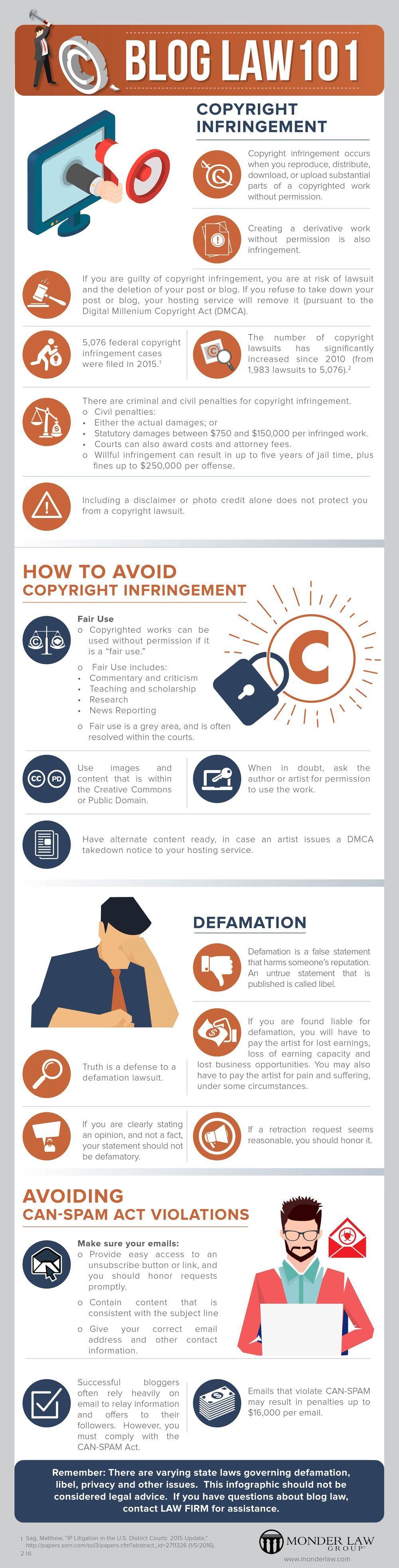Blog Law info