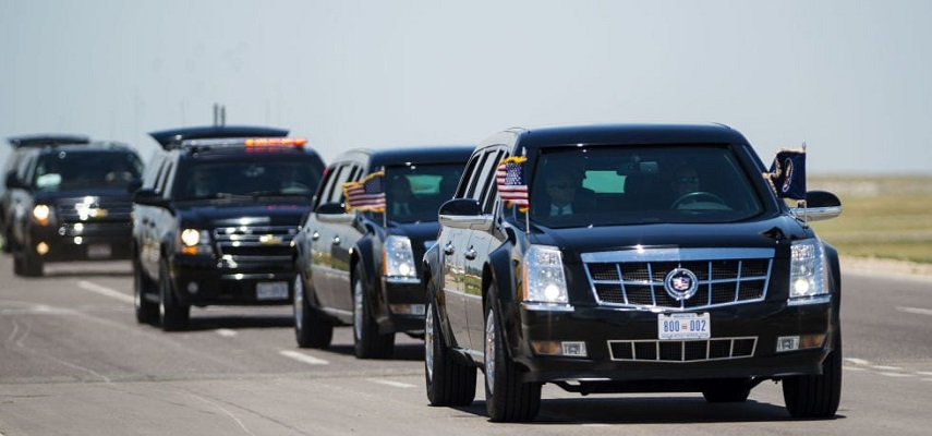 The Evolution Of Presidential Vehicles