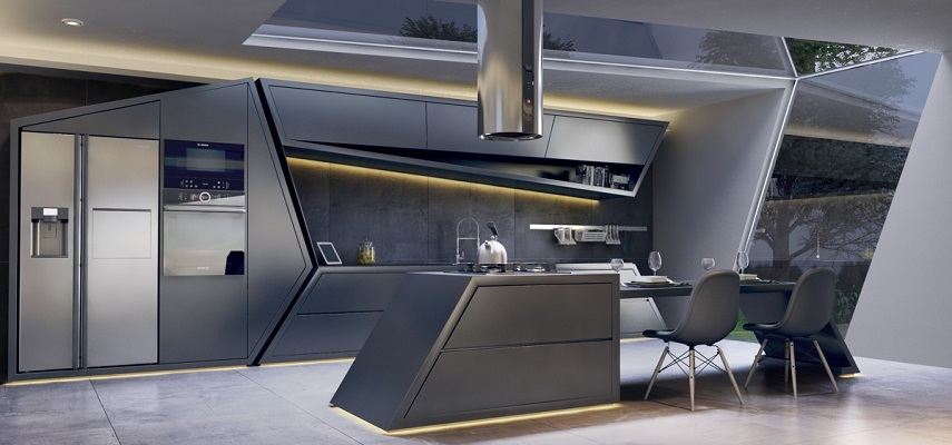 The Kitchens Of Tomorrow: IOT And Smart Kitchen Appliances