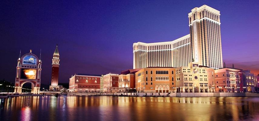 Las Vegas vs. Macau