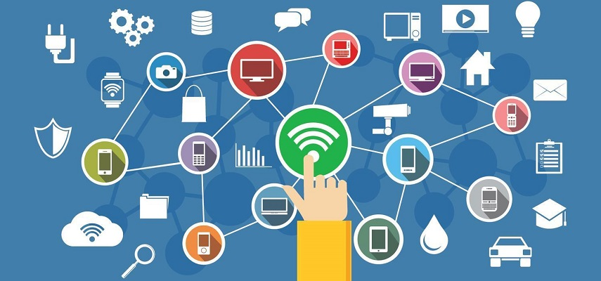A Connected And Smart Future: The Internet Of Things