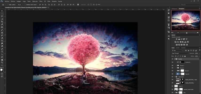 The Evolution of Adobe Photoshop