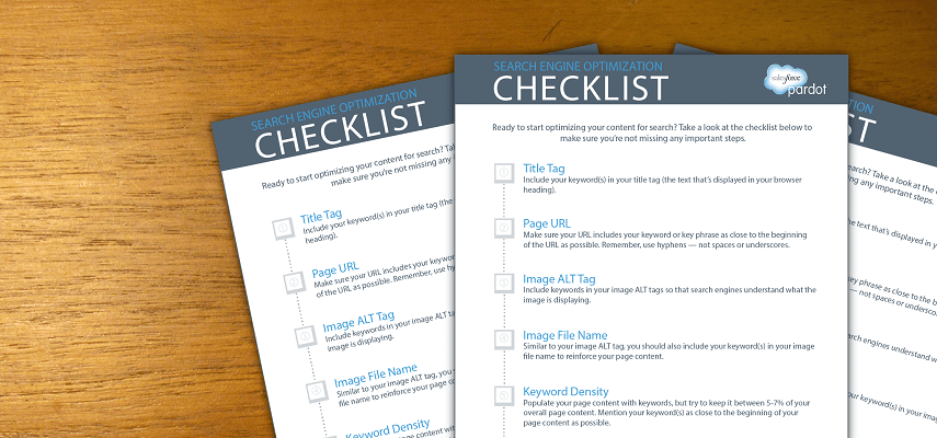 Your Completed SEO Checklist Before Redesigning A Website