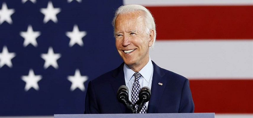 Joe Biden's Road To The White House