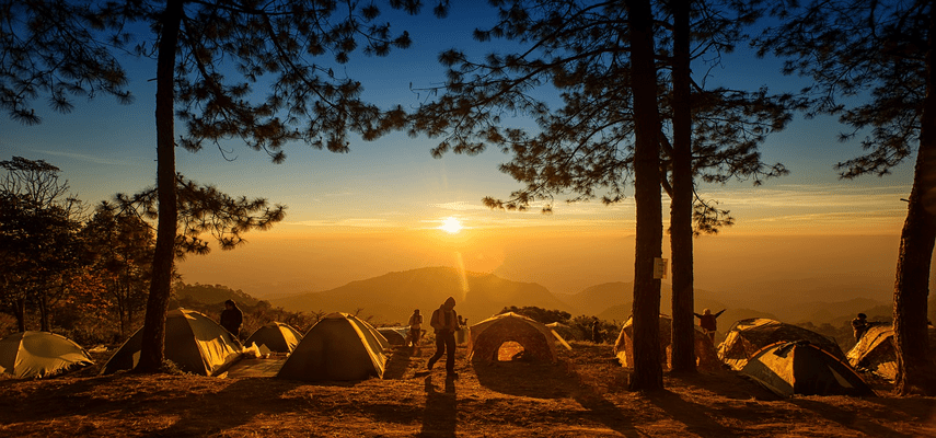 The Energy Of Camping