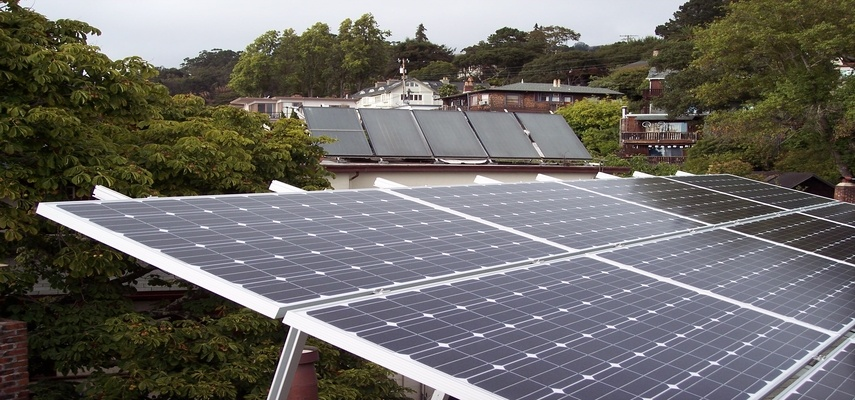 States With The Most Solar Installations By Population